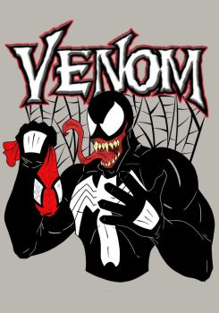Venom by GordZee