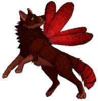 Caseyfly pixel by pandapoots