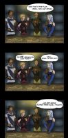 Dragon Age Comic - Planning by YukiSamui