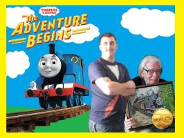Thomas and Friends The Adventure Begins by Dalek44