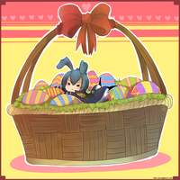 KHR - Happy early easter by Rika-Wawa