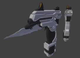 T-Pistol preview 2 by betasector