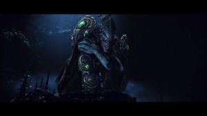 Zeratul by Spacemancer