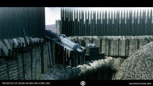 Cegar Trench Section A by UEGProductions