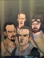 The Boys by Flockles