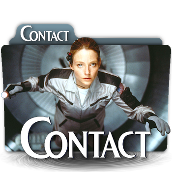 Contact movie folder icon by zenoasis