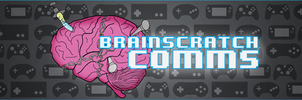 BrainScratch Banner Contest 2014 by TheHope18