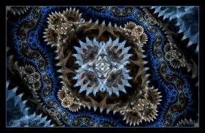 Ornamental Tapestry by frchblndy