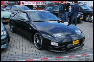 1991 Nissan 300ZX Twin Turbo by compaan-art