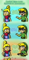 Ladies' Man Link Episode 3: Innocence by InkRose98
