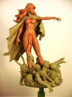 Goblin Queen Final 2 by TKMillerSculpt