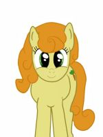 (MLP FiM) Golden Harvest/Carrot Top by Whiro153