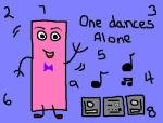 One Dances Alone. by Katie-Bell