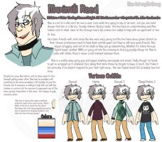 Quick Ref: Max Reed by MythrilMog