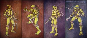 The Turts by snoot