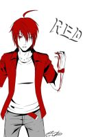 CR: Red by 15DEATH