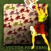 96 Vector Patterns  p62 by paradox-cafe