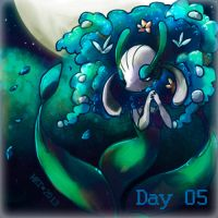 Day 05 - Favorite Fairy Type by Mikoto-chan