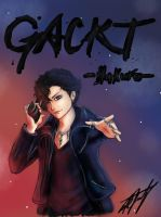 GACKT -Hakuro- by PledgeOfRoses