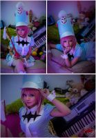 nonon jakuzure cosplay photo by @fanored by FanoRED