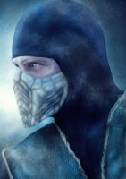 Sub-Zero by Blackknight1987