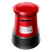 RocketMail Icon by thepixelpencil