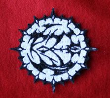 Embroidery: Pandora Hearts by poisonedangel