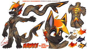 COM: Simple Ref for Hawke! by carnival