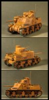 The General        M3 Lee by FarawayPictures