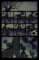 Diskordia 9 preview page by Rivenis