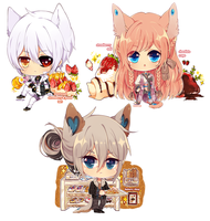 Vani mini cheebs batch by Naoryu