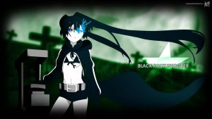 Black Rock Shooter HD WALL 4 by FacundoLeites
