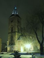 Old Church by ZabixMix
