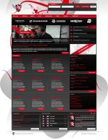 SX-Gaming Front Site Design by Techmaster05