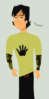 TDI: Trent in 6teen style by FeelTheRain13
