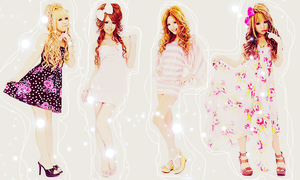 All Gyaru, All the Time by FruitloopQueen