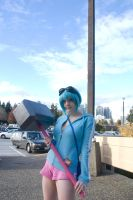 Ramona F:round one, FIGHT by PookieBearCosplay