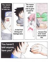Sasuke's Confession - Part 11 by SasukeDoppelganger