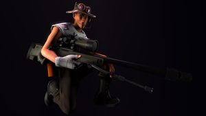 [SFM] Small OC Update by Blood-Striker