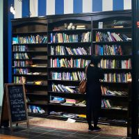 The Little Library by jamesilluminare