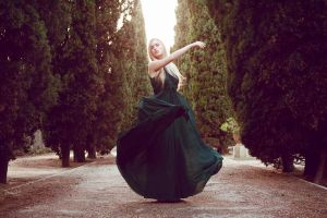 Dancin' dress by Goodar
