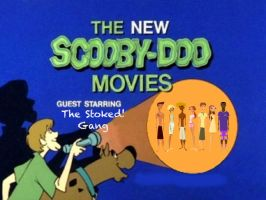 Scooby Doo meets the Stoked! Gang by Uranimated18