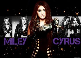 Miley Cyrus by glamorousdesigns