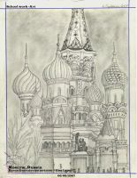 Moscow - Russia by RavenEvert