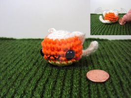 Candy Corn Cat Version 2 by altearithe