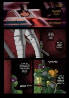 TMNT (fanmade) Same as it never was Aftershock _34 by FleshCreature