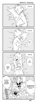 ~MONDAY MORNING by Plyesdayk