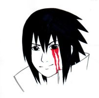 Sasuke by eyesandmind