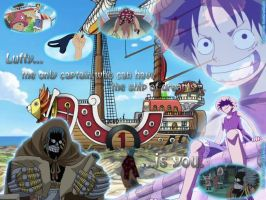 The promise of Franky by ItachiGrayDLuffy