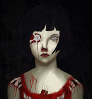 -remake- Undead Whore by KaueDalcin